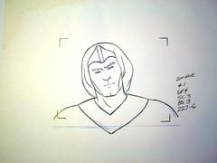 The Herculoids Hanna-Barbera animation pencil art #H101 (Nemo Academy) Tags: original hanna drawing herculoids barbera the