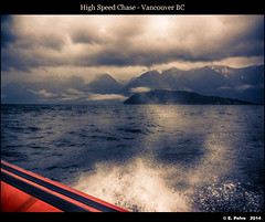 High Speed Chase - Vancouver BC (episa) Tags: trip vancouver bay boat bc olympusomdem1 olympusmzuiko1240mmf28pro highspeedseasafari