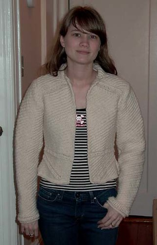 Slip Stitch Jacket 1