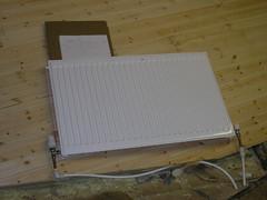 Andy's radiator