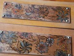 flower pyrography -  (AEGEOTISSA) Tags: wood art carved artwork carving greece creation draw       greecewoodpyrography      httpstephanieareliblogspotcom