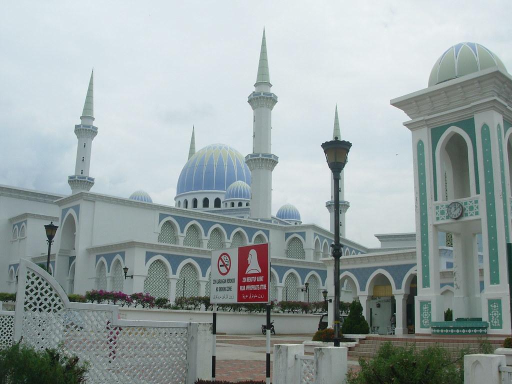Kuantan-Mosquee