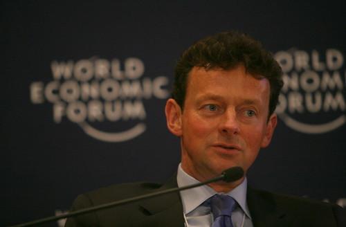 B.P. CEO Tony Hayward