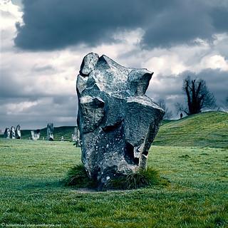 The Avebury Stones