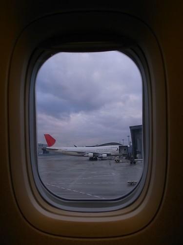 日本,再見。