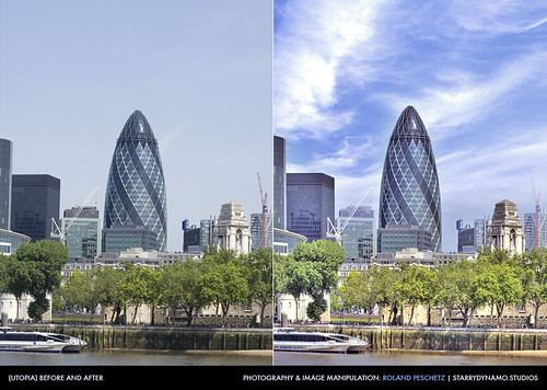 HDR before and after image 10