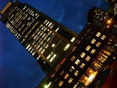 Marunouchi Building @ ISO 400