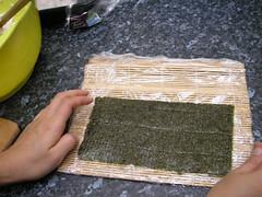 Como fazer sushi ~ 2