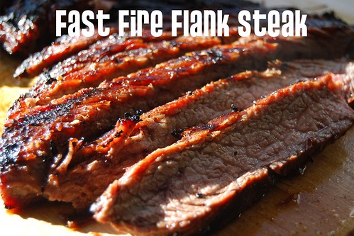 fast fire flank steak - Page 096