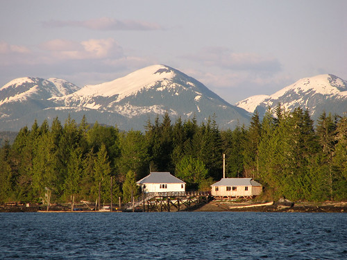 Raincoast Field Research station
