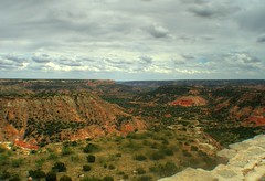 Cool Summer Day (JoWiJo) Tags: park nature clouds landscape texas basin geology hdr panhandle palodurocanyon naturesfinest top20texas bestoftexas