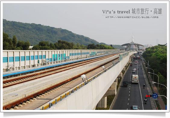 【高雄捷運路線圖】跟著我~來一趟高雄捷運一日遊吧!