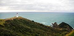 Der Leuchtturm und Cape Reinga (Te Rerenga Wairua)