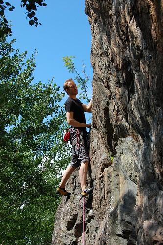 Jag klättrar nr 2, 5b