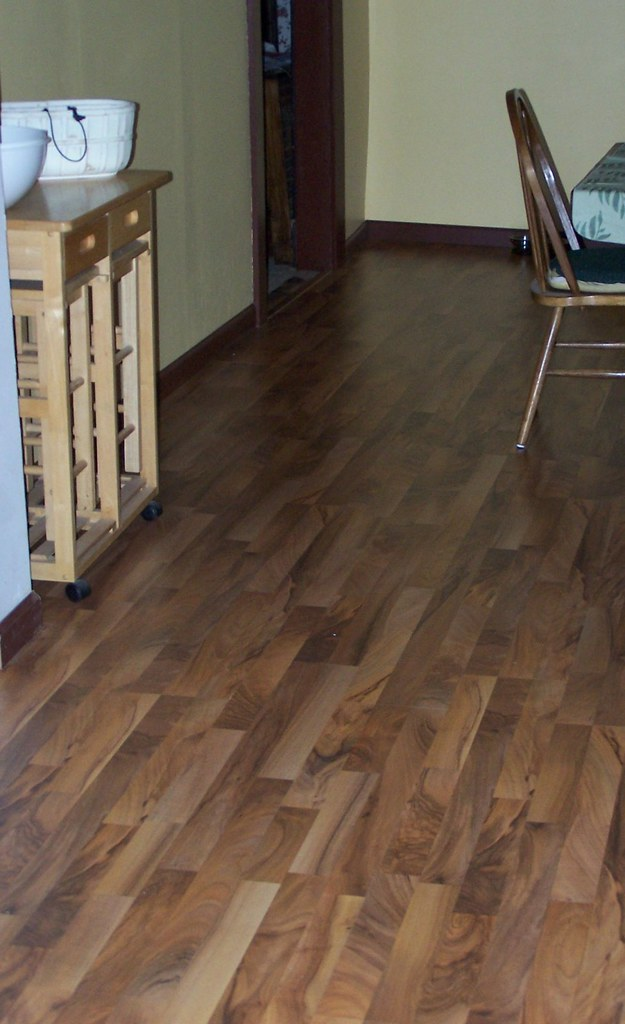 DIY - Laminate Floor