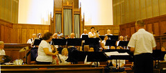 Goderich band in concert