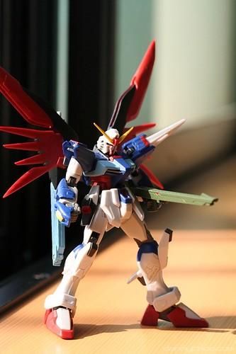 HCM Pro 8 Destiny Gundam