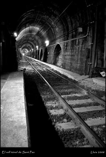 El vell túnel