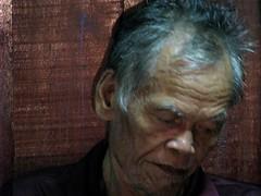 Bakun elder, Sarawak