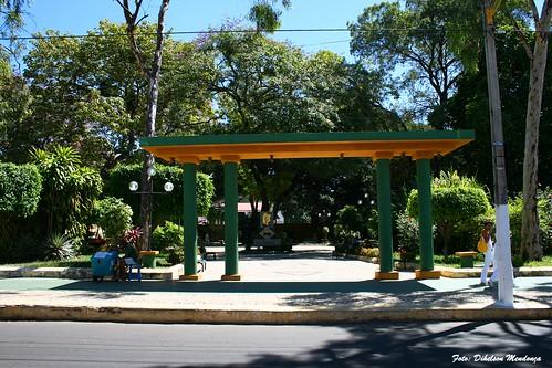 Entrada do Parque Municipal