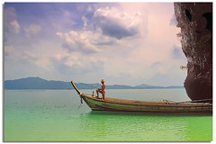 Fishing on Phang Nga Bay (h_roach) Tags: thailand boat fishing southeastasia over excellence naturesfinest phangngabay blueribbonwinner supershot abigfave outstandingtravelphotos theunforgettablepictures thatsclassy overtheexcellence a3b theperfectphotographer jediphotographer paololivornosfriends