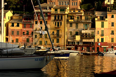 Portofino, Italy (isabin) Tags: italy beautiful boats coast gorgeous rich portofino luguria mediterraneancoast italiancoast theitalianriviera