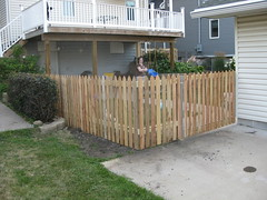 The New Picket Fence