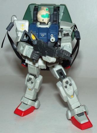 RX-79(G) Gundam GM Head b by you.