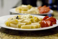 Cheesy Fettucini