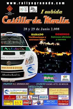 I Subida al Castillo de Moclín 2008
