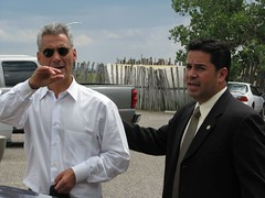 Rahm and Ben Ray
