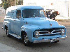 1955 Ford Panel Delivery (V8 Power) Tags: ford 1955 panel delivery v8