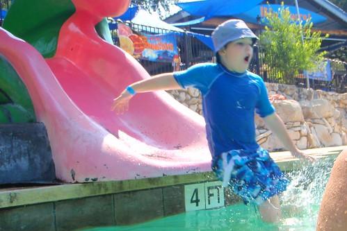 Volente - Jamie Makes a Splash