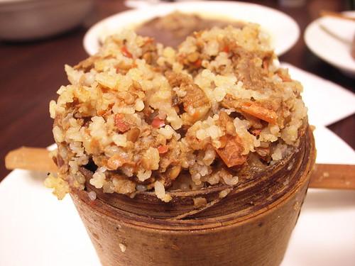 帕米爾新疆餐廳:粉蒸羊肉