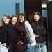 Rachelle, Shannon, Suzanne, Me