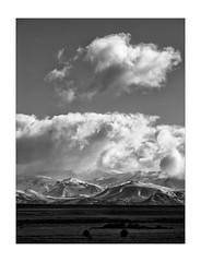 Nuvens e Montanhas (hades.himself) Tags: argentina canon sandra frias aeroporto pb luis bariloche g9 balbinot silverefex