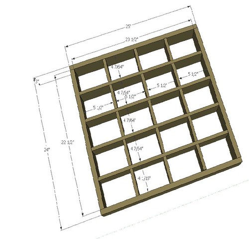 RAS Torsion Box Frame