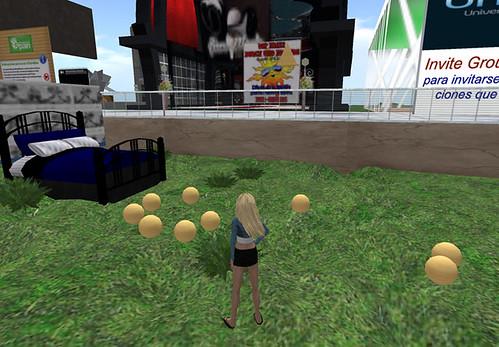 Mainland - ...balls?