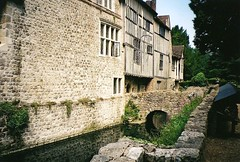 East Face of Ightham Mote, Kent (maisonburke) Tags: houses homes kent bridges nationaltrust residences heritagesites 5photosaday ighthammoat ighthammanor