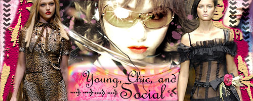 Young Chic and Social