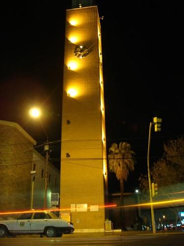 San Juan Memorial - Argentina, August 2008.