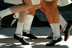 Happy Feet (plecojan) Tags: music irish dance dancers performance celtic irishdancing celticfestival