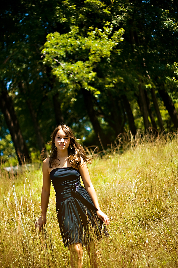 Natalia 15th b-day shoot