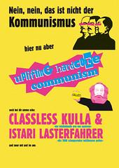 Classless Kulla & Istari Lasterfahrer Plakat