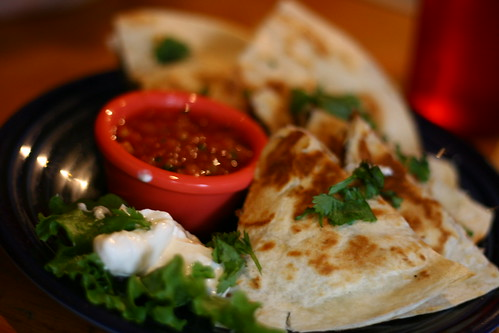 Spicy Quesadilla