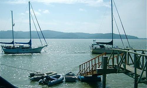 Bahia-Ecuador-Chone-River-Sailing-
