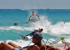 Extreme skimboardking (nrashid28) Tags: vacation beach skimboarding ftlauderdale