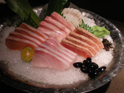 生魚片生魚片