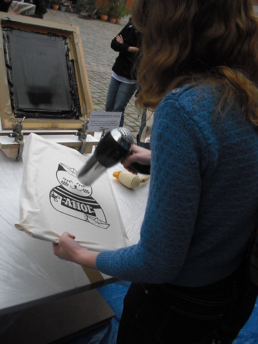 Setting the print
