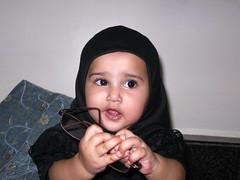 Marziya Shakir 10 Month Old by firoze shakir photographerno1